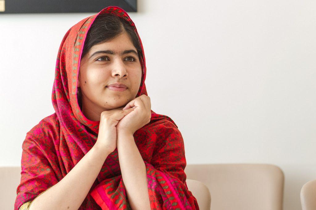 Malala Yousafzhi