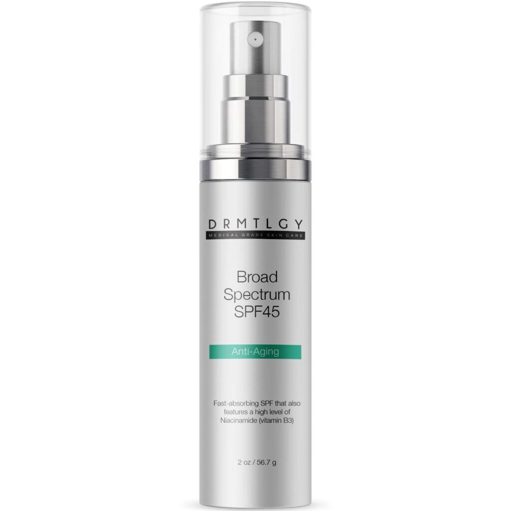DRMTLGY Anti Aging Clear Face Sunscreen