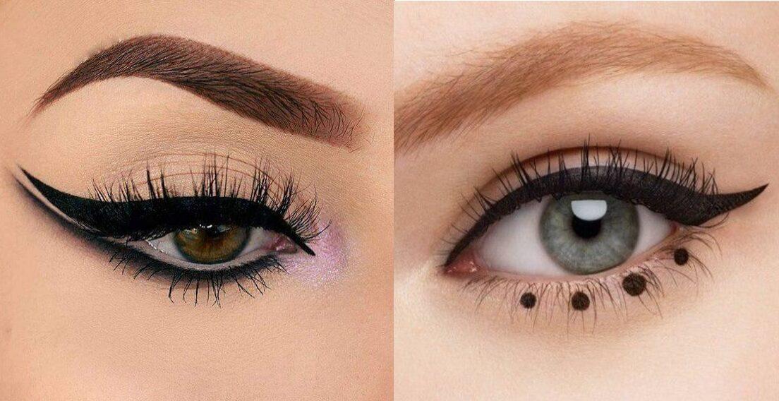 How to apply liquid eyeliner