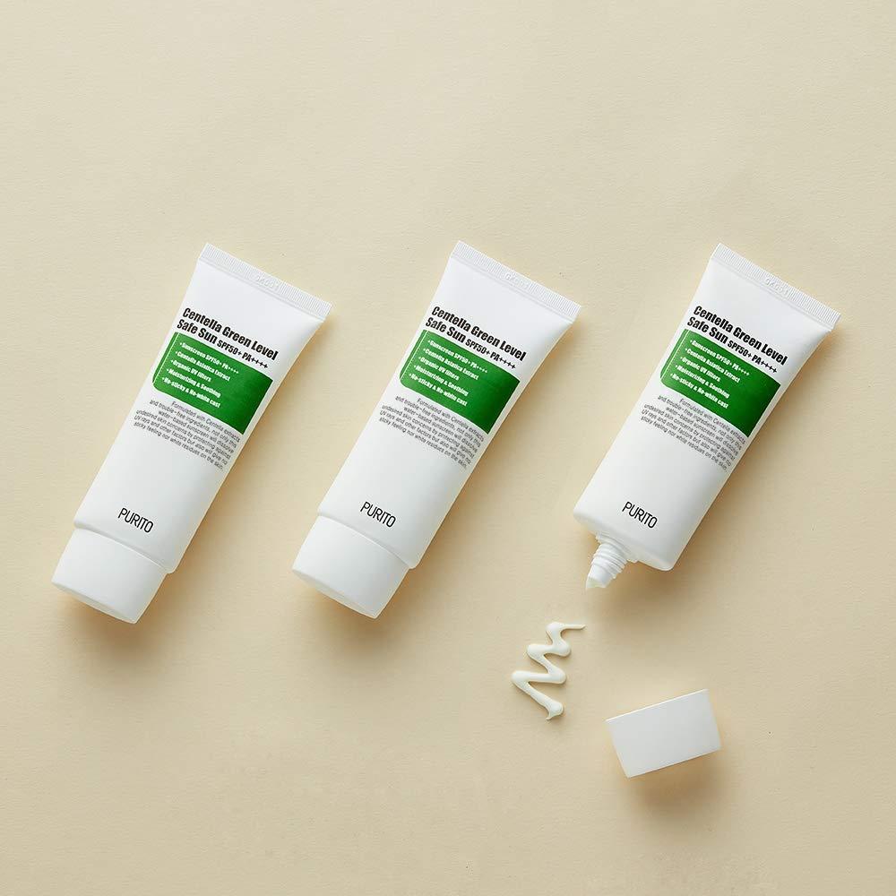 PURITO Centella Green Level Safe Sun SPF50