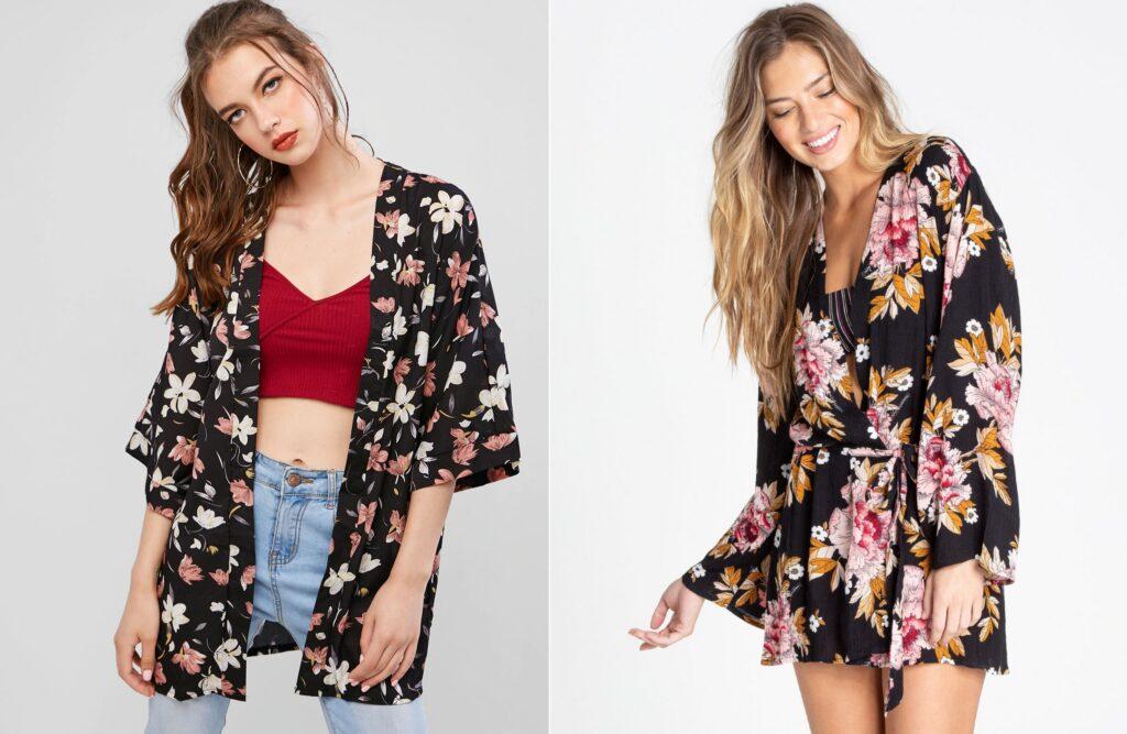 2 Kimono dresses