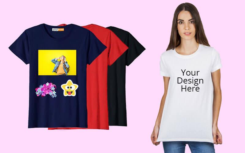 Custom print tshirt