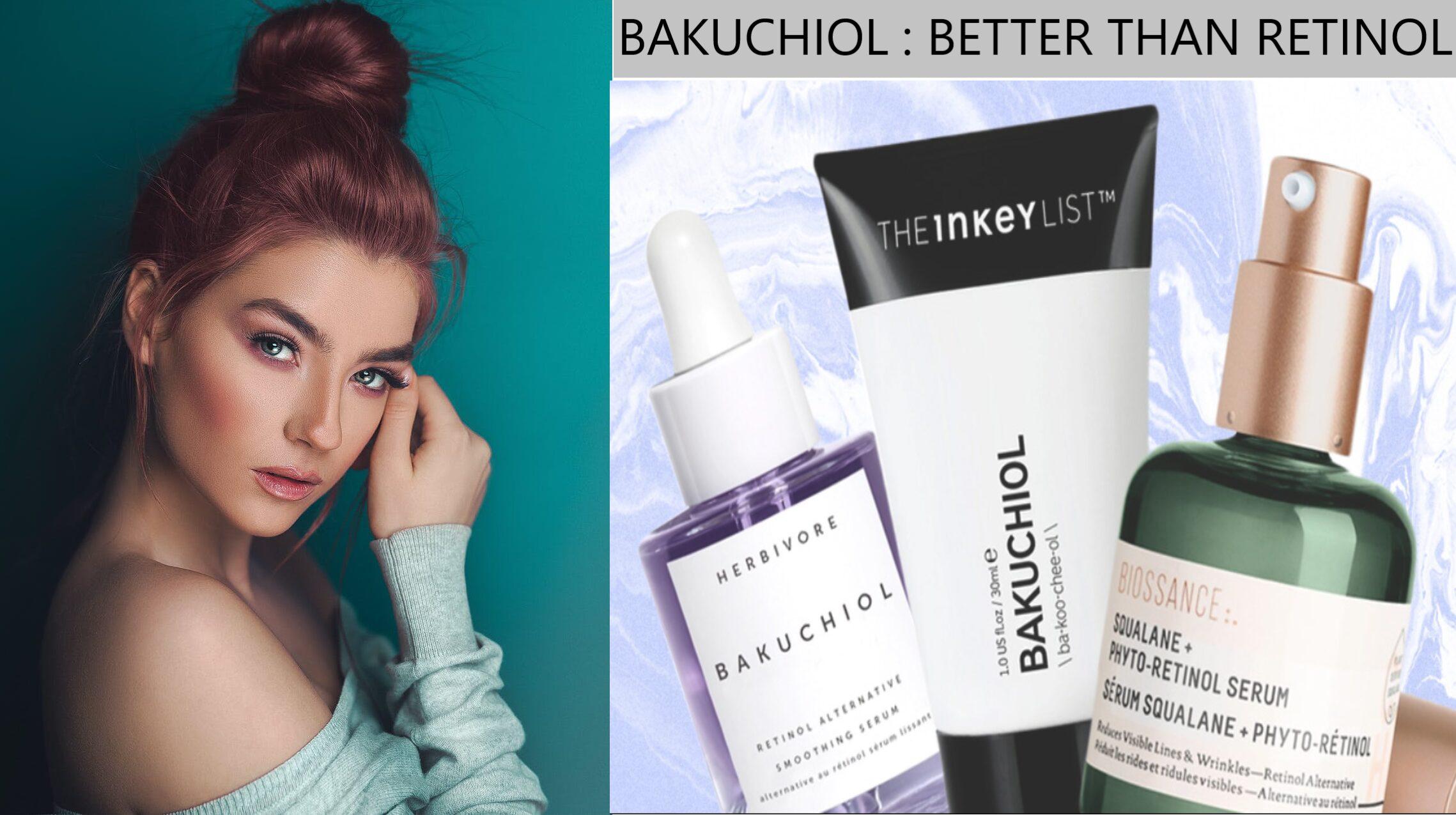 Is Bakuchiol better than retinol