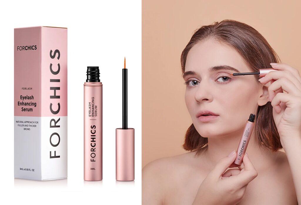 Forchics eyelash enhancing serum review