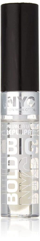 N.Y.C. New York Color Big Bold Plumping and Shine Lip Gloss