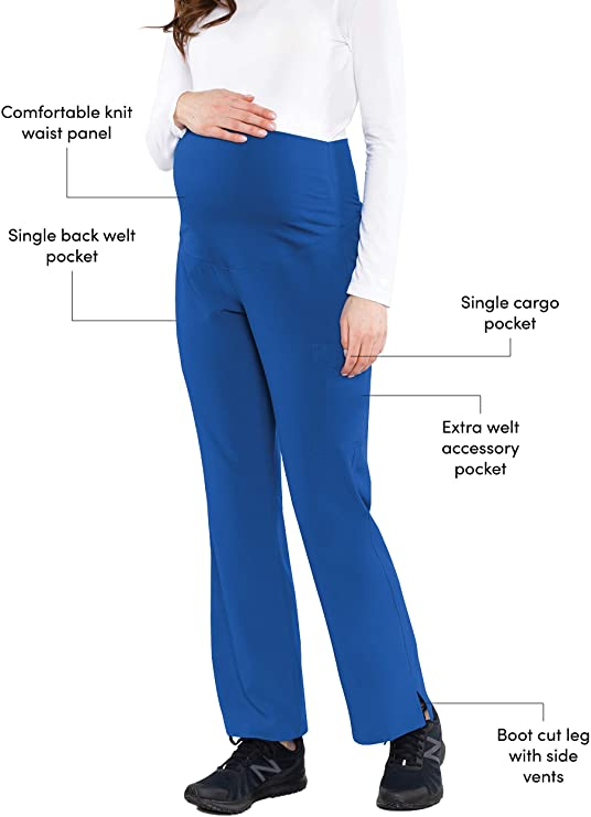 Med Couture Women's Maternity Pant