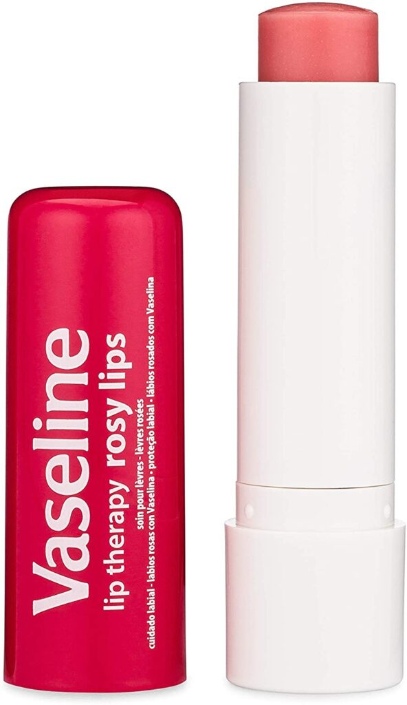Vaseline Lip Therapy Stick with Petroleum Jelly