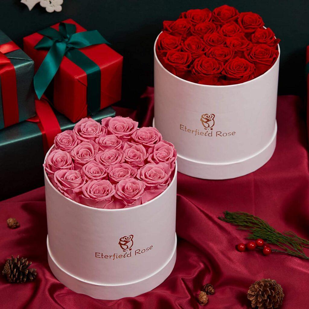 Eterfield Preserved Roses